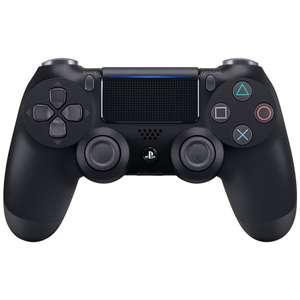 [не везде] Геймпад DualShock 4 v2 Black для консоли PS4