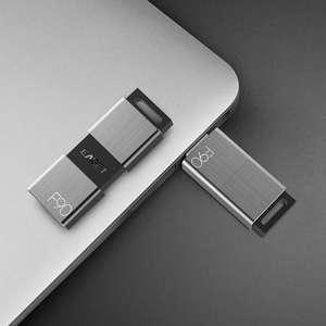 Металлическая флешка Eaget F90 USB 3.0 на 128 Гб за $17.9