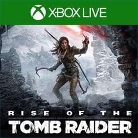Rise of the Tomb Raider (PC) в Microsoft Store со скидкой -75% всего один день!