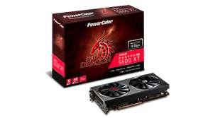Видеокарта Powercolor AMD Radeon RX 5600XT Red Dragon