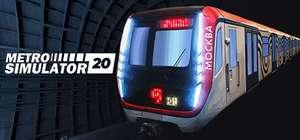 [PC] Metro Simulator 2020