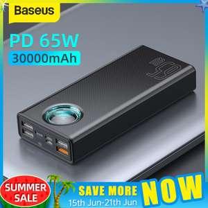 Baseus PowerBank 65W 30000mAh