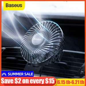 Портативный вентилятор Baseus