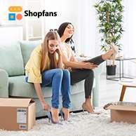 Shopfans - Бесплатная доставка из США