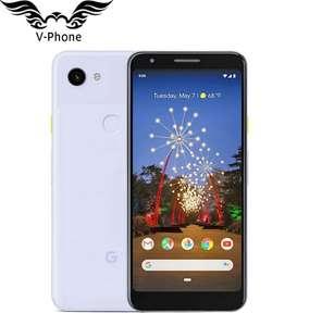 Смартфон Google Pixel 3a Black