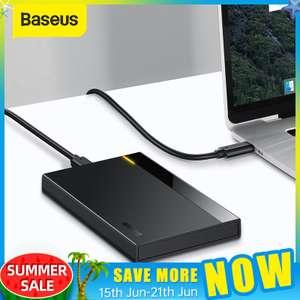 "Корпус HDD/SSD 2.5"" Baseus USB 3.0"