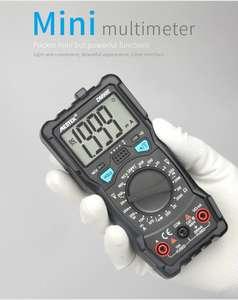 Цифровой мультиметр Mestek DM90E