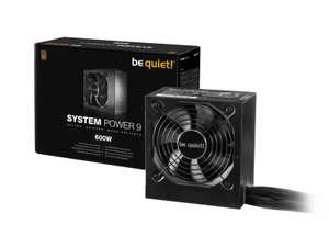 [Тула] Блок питания be quiet! System Power 9 600 Вт ATX BN247