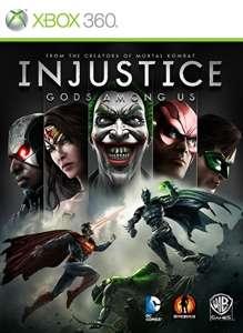 [xbox 360, xbox one] Injustice: Gods Among Us