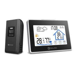 Домашняя метеостанция + 1 внешний радио датчик Digoo DG-TH8380