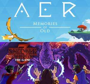 [PC] Stranger Things 3: The Game + AER: Memories of Old - Epic Store
