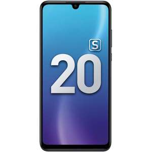 Смартфон Honor 20S 128GB Midnight Black (MAR-LX1H)