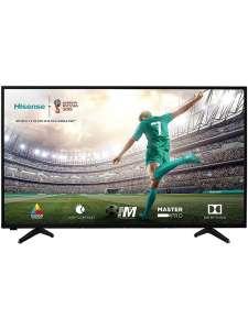 Телевизор Hisense H43A6140 (UHD, Smart TV)