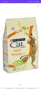 Корм для кошек Cat chow 1.5 кг.