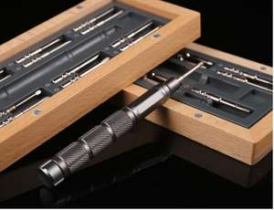 Подарочный набор отверток ATuMan X-mini 24 в 1 за $12.99