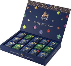 Чай в пакетиках Richard Royal Tea Collection, 15 вкусов (120 шт.)