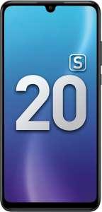 Смартфон Honor 20S 6/128GB, черный