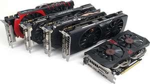Подборка refurbished ПРОИЗВОДИТЕЛЕМ видеокарт в регарде (Например RX 570 за 6 тысяч)