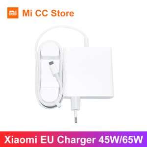 Зарядное устройство Xiaomi 65W Type C