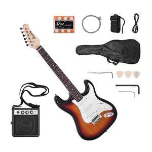 Электрическая гитара для начинающих Ammoon 21 (6 струн)