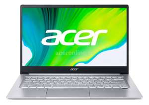 "Ультрабук Acer Swift 3 SF314-42-R0RC (14"" IPS, Ryzen 5 4500U, 8Гб, 256Гб SSD, Vega 6, Linux, Wi-Fi 6)"