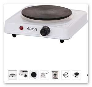 Электроплитка Econ ECO-131HP