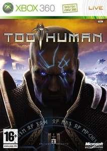 [Xbox 360 / Xbox One] игра Too Human бесплатно