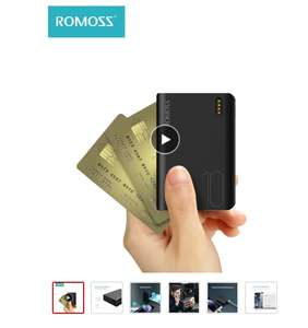 Romoss Sense4 Mini Power Bank 10000 мАч