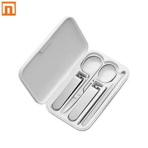 Набор кусачек для ногтей Xiaomi Mijia из нержавеющей стали
