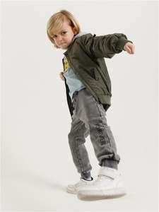 Куртка-бомбер для мальчика Sela (размеры 98-116)