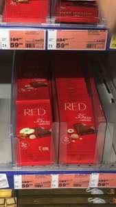 Швейцарский шоколад RED