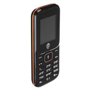 [Цена зависит от города] BY Мобильный телефон, цвет черно-оранжевый, 128-ТМ