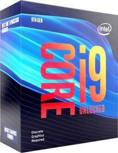 Процессор Intel Core i9 - 9900KF BOX без кулера, BX80684I99900KF