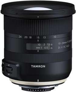 Объектив Tamron 10-24mm f/3.5-4.5 Di II VC HLD для Nikon F