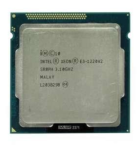 Процессор Intel Xeon E3-1220 v2 LGA1155 б/у
