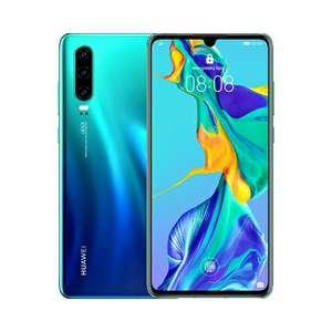 Смартфон Huawei P30 (Breathing Crystal) либо (Aurora) 6+128 Гб